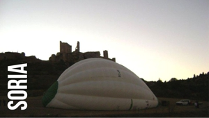 fly balloon soria