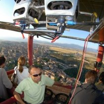 Balloon flights - Segovia
